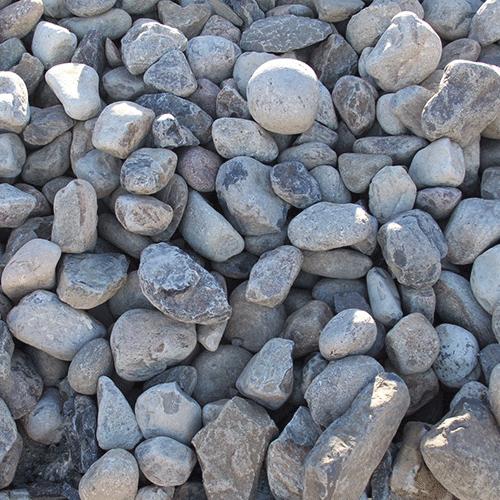 3-5in PA River Stones