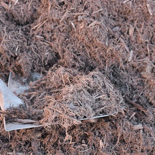 Premium Double Hammered Mulch